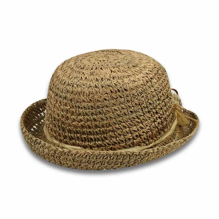 Melegari summer woman Cloche hat Amandine