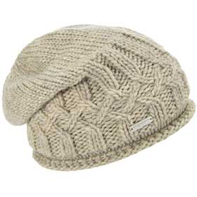 Seeberger Floppy Roll Knitted beanie