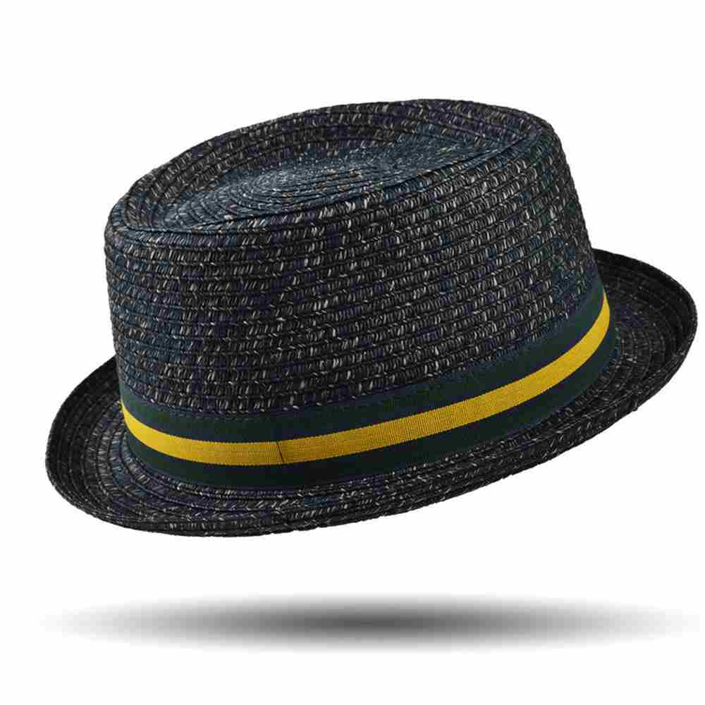 Cappello estivo Pork Pie Jazz Lincoln