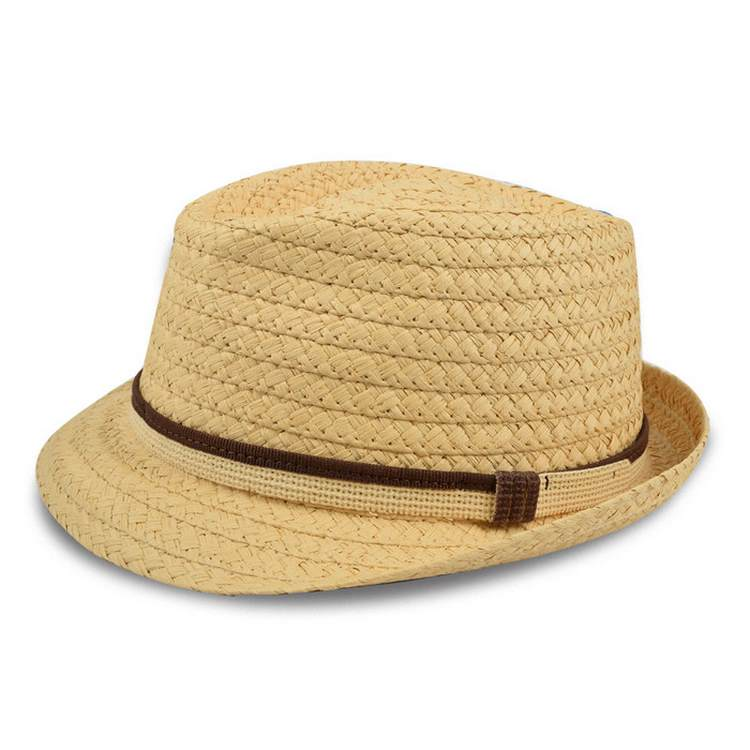 Cappello estivo Jazz trilby hat York