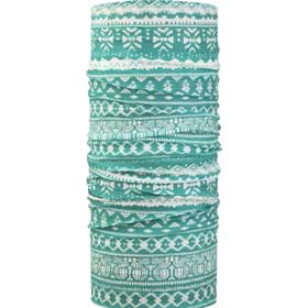 Chillouts Multifunctional tube scarf 63 Turquoise