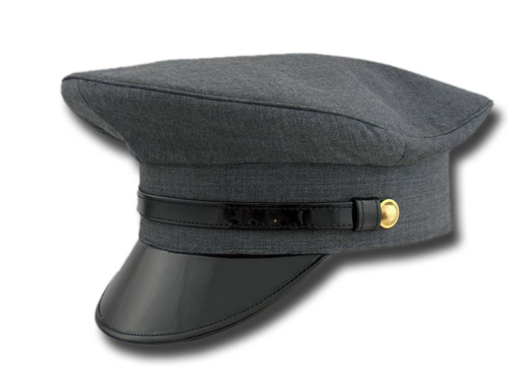 Cotton chauffeur hat