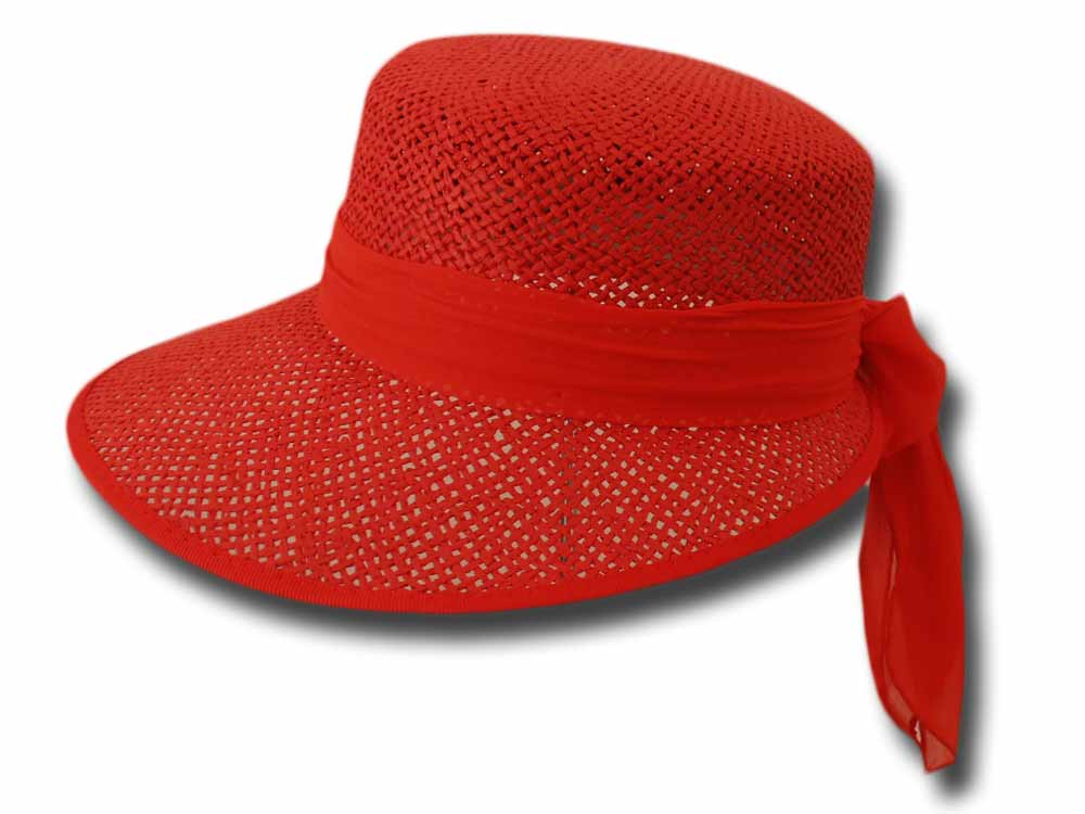 Melegari summer woman hat Fiorella