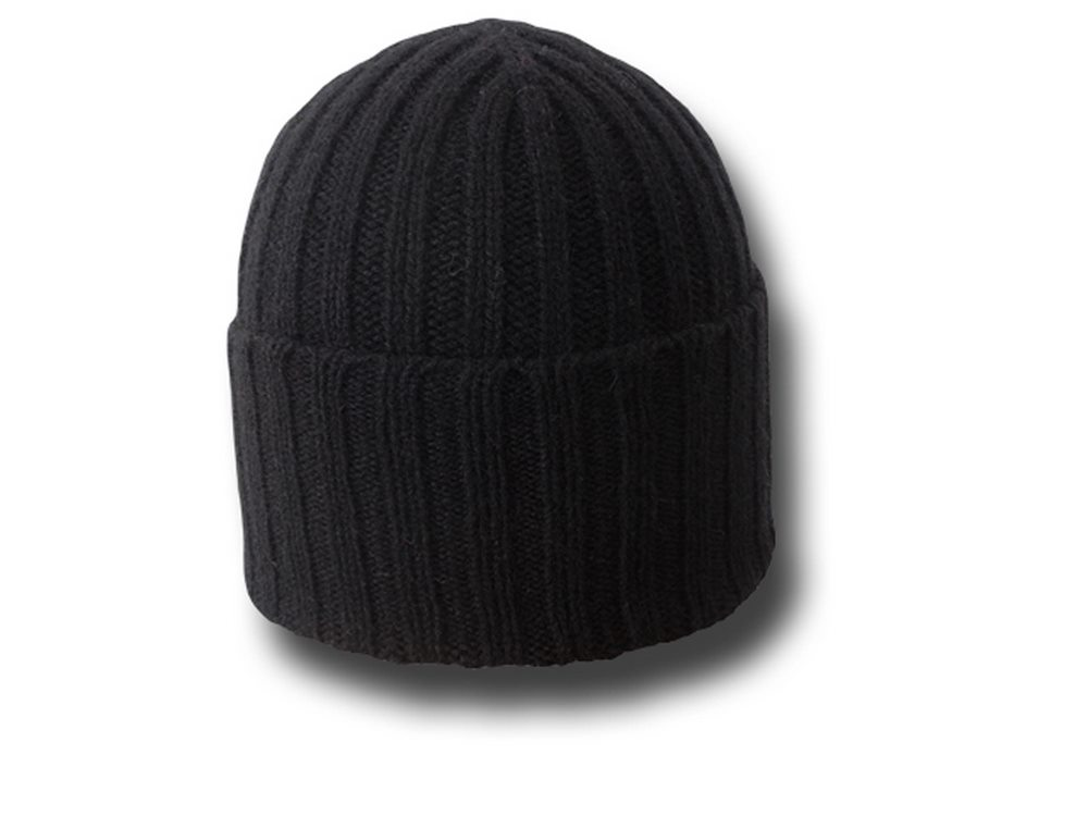 Cappello cuffia Johnny Depp Secret Window Beanie Hat nero