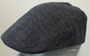 Flat Irish tweed cap