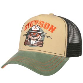 Stetson Berretto Baseball Trucker Forest Patro