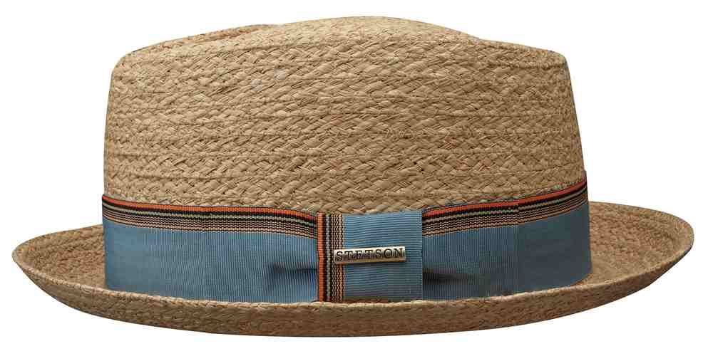Stetson Silverton Pork Pie hat
