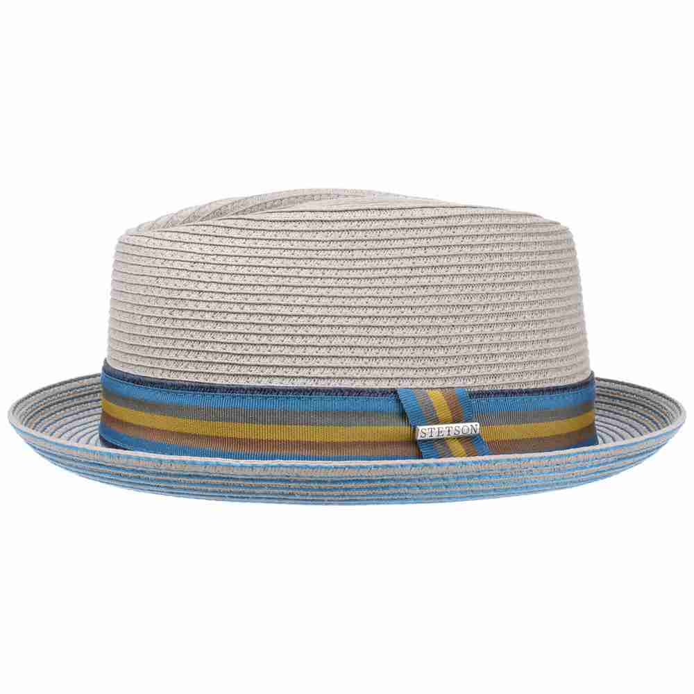 Stetson Cappello Pork Pie Toyo Diamond St. Lui