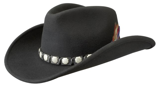 Stetson Cappello Western Alabama Hackberry hat