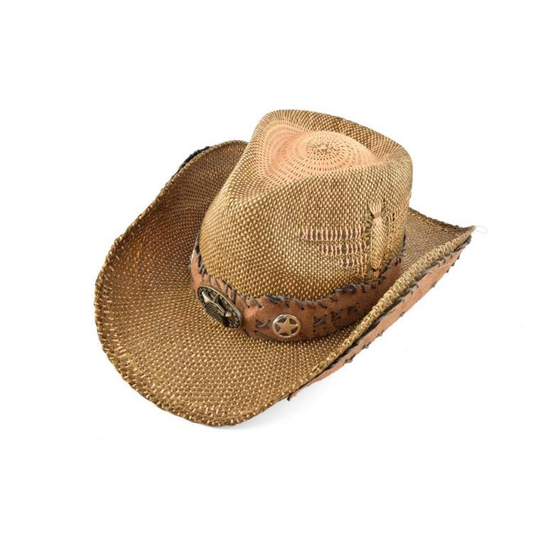 Cappello cowboy cellulosa 06