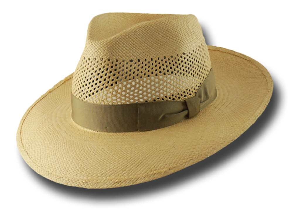 Original Panama Quito hat brim 7,5 cm