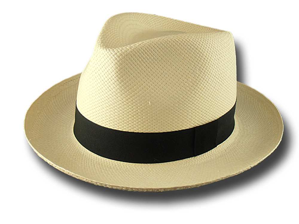 Original Panama Quito hat brim 6 cm
