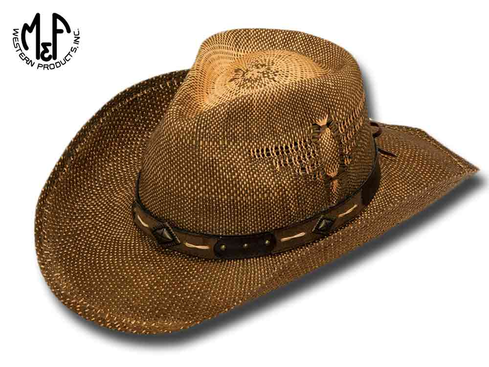 Cappello Western Desert Eagle Diamond Twister