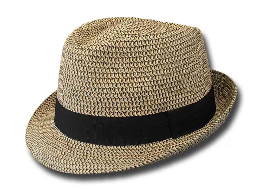 Cappello trilby carta paglia Arthur c03e09c60d42