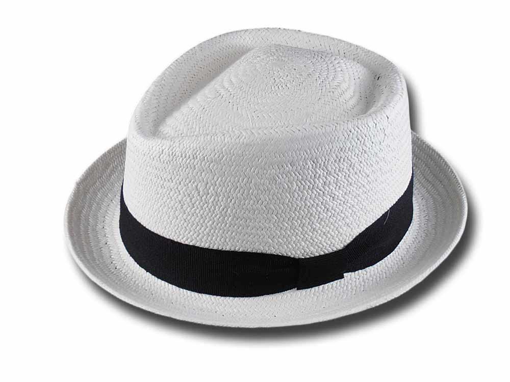 Melegari Original panama pork pie Jazz hat Fre