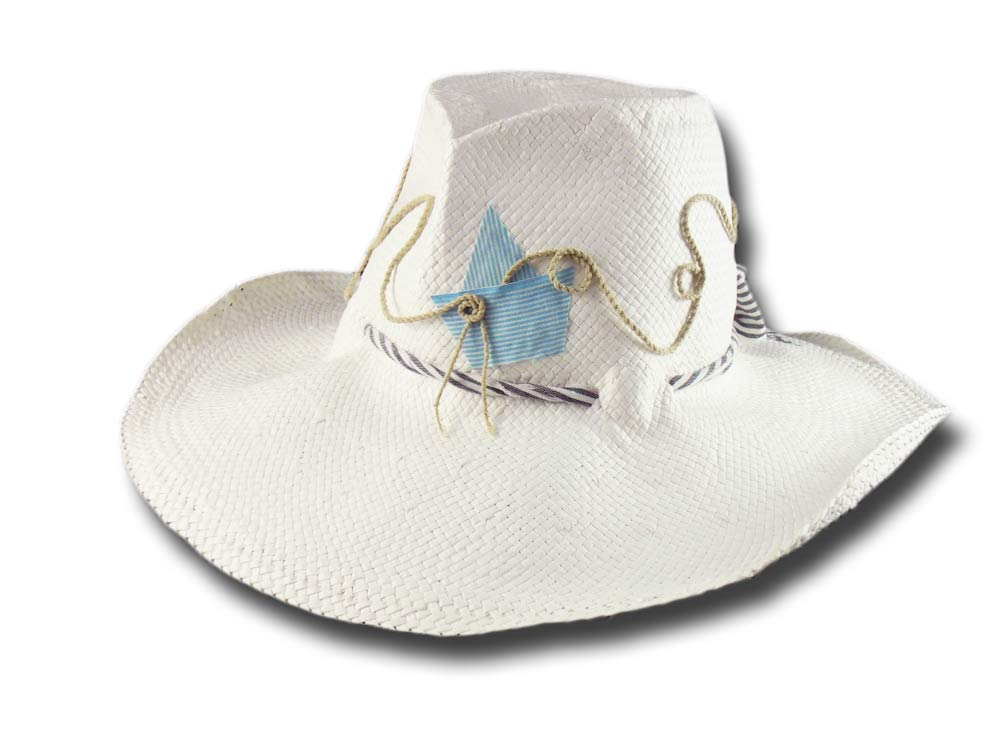wide-brimmed Summer woman Hat Sail Mari Hats
