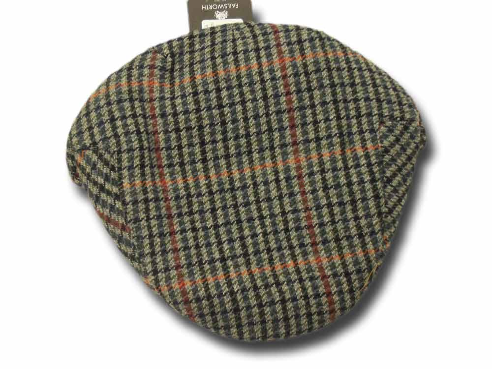 Failsworth Hats Norwich County flat cap 03