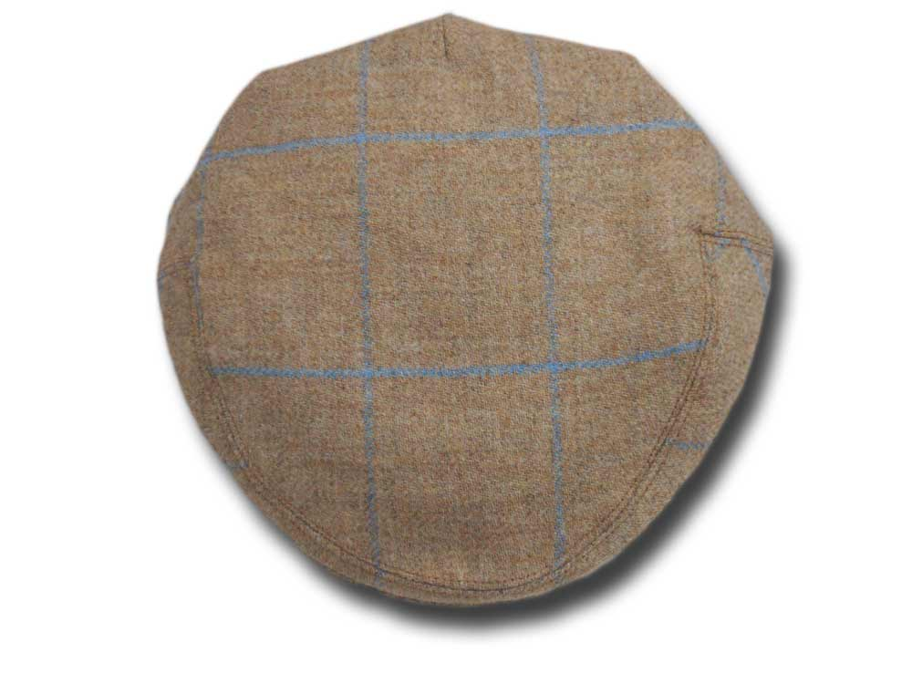 Lock & Co. Fairway Marton flatcap Beige