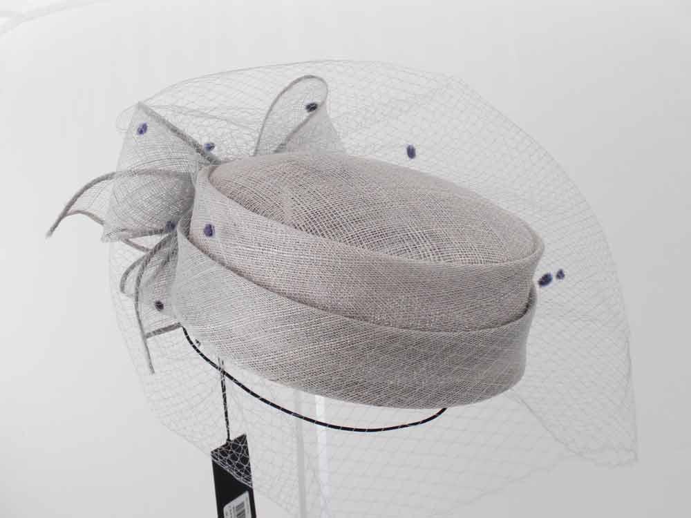Cappellino cerimonia Tombolino donna Melegari 7271b6f79c6e