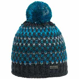Eisglut Bailey knitted Bobble Beanie