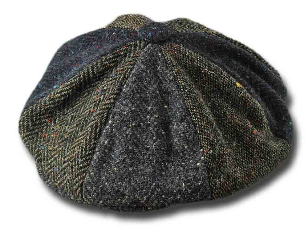 Hatman of Ireland Irischen Donegal patchwork G