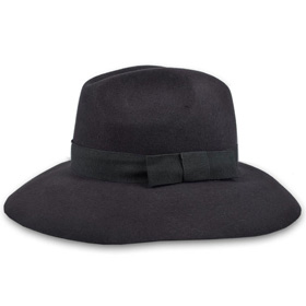 Melegari Venditti woman wool felt hat