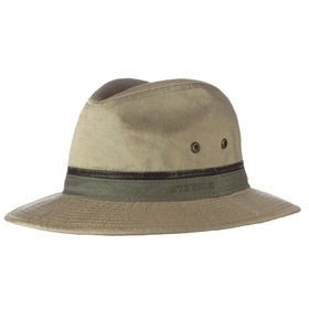 Stetson Cappello traveller impermeabile Ava Co