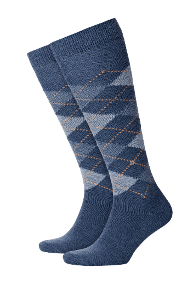 Burlington Socks man Preston Cartazucchero