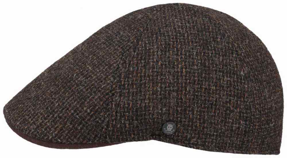 Stetson Texas Wool Hockey cap Brown
