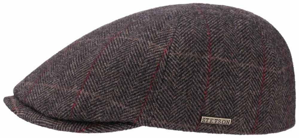 Stetson Texas Wool cap Brown