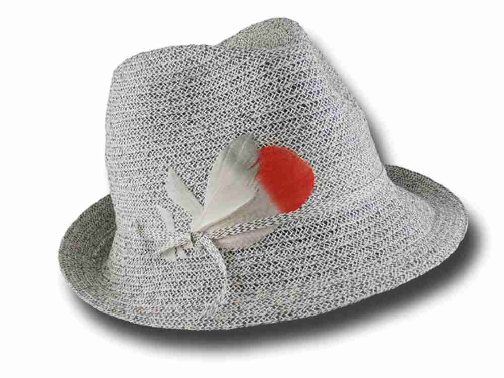 Trilby hat summer woman Marzi Annette Light Gr