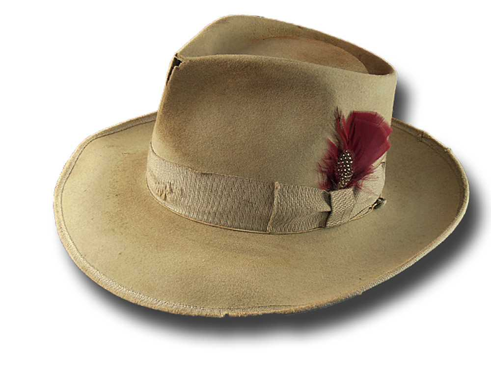 Cappello Fedora Johnny Depp Dusty Customized B