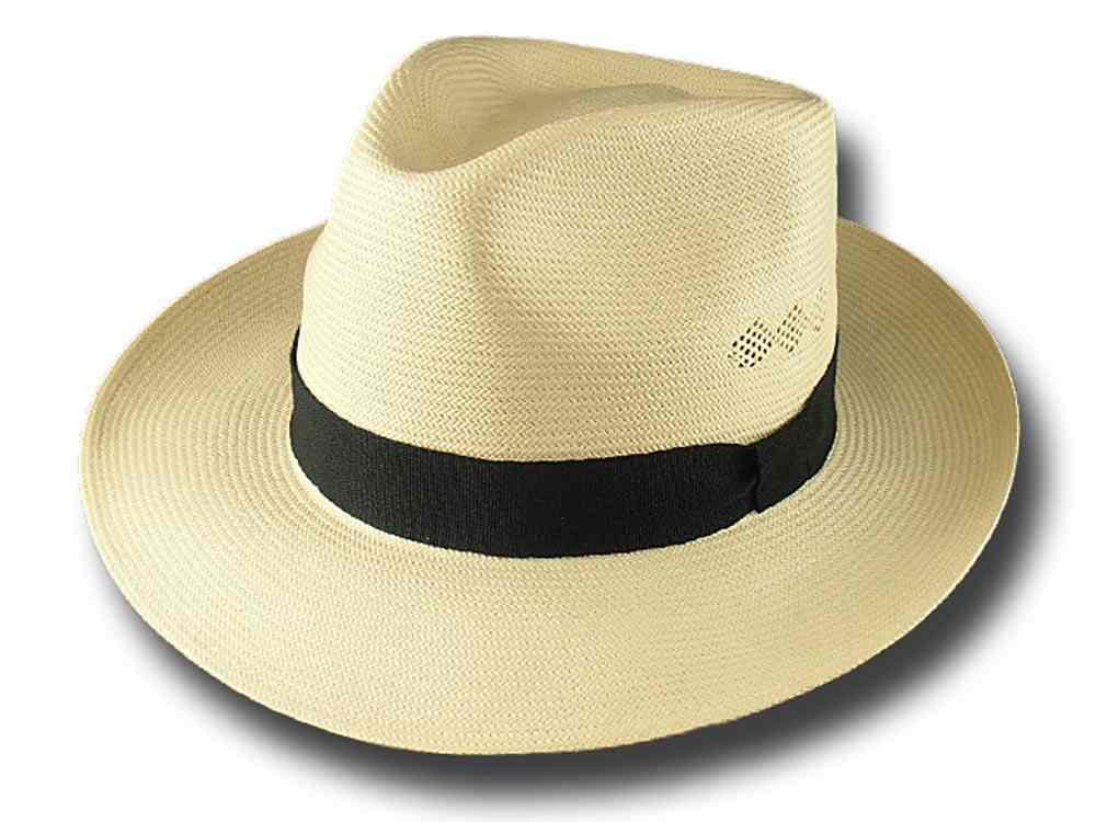 Cappello Bogart pseudo Panama Extra Melegari ce774f99862d
