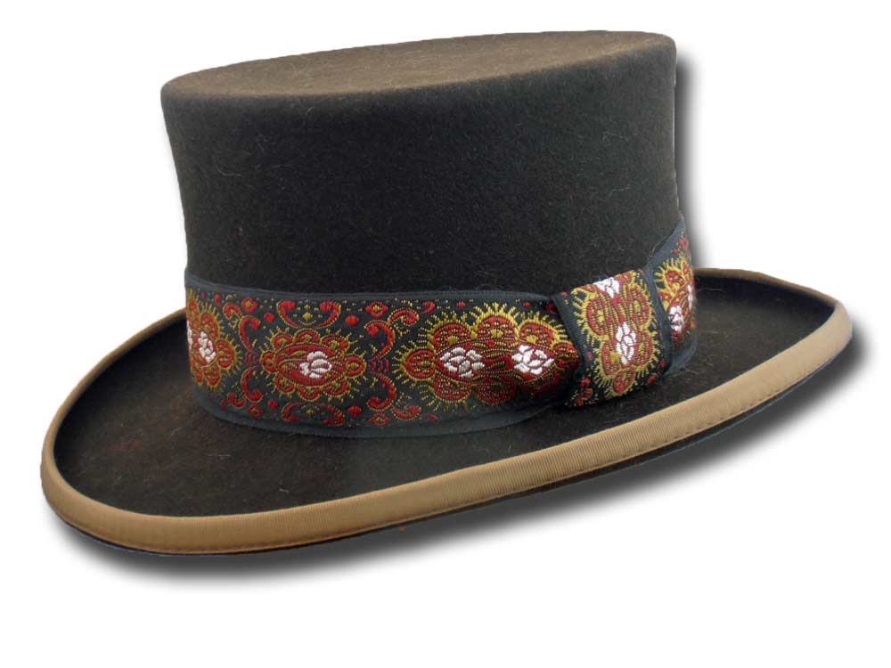 Zucchero Fly Top Hat