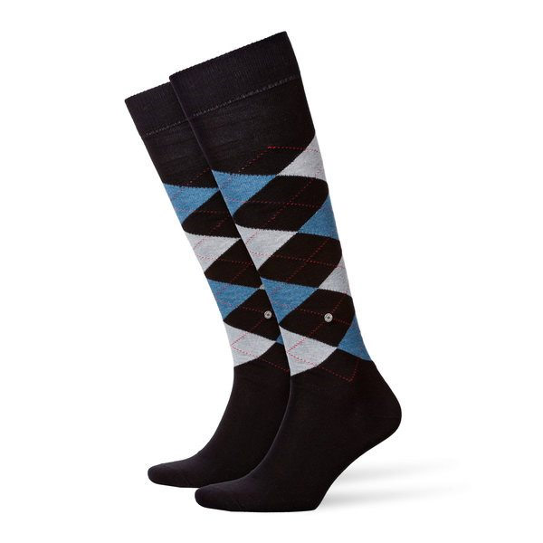 Cotton socks man King Burlington 21720 3001