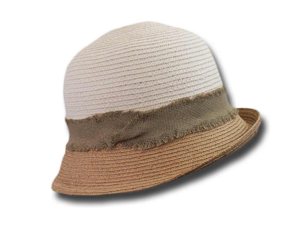 Marzi summer woman Cloche hat Bonny