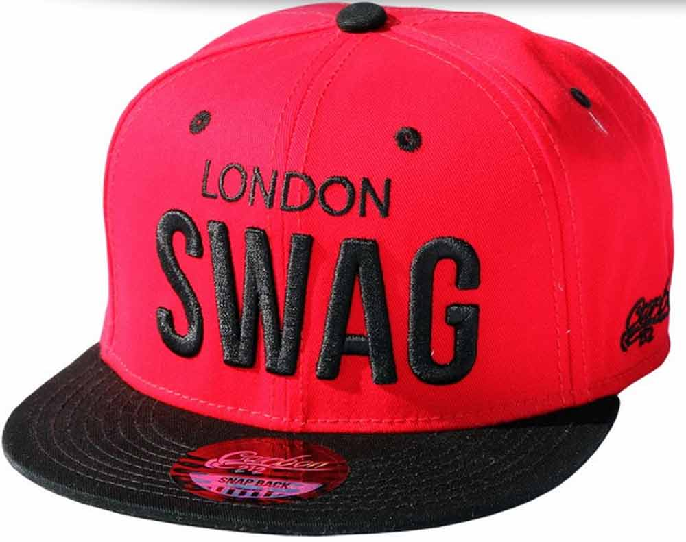 Casquette Londres Swag Snapback