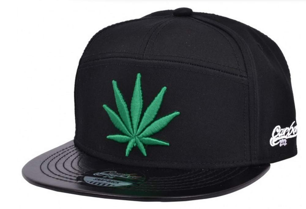 Casquette Leaf 7 Panel Snapback