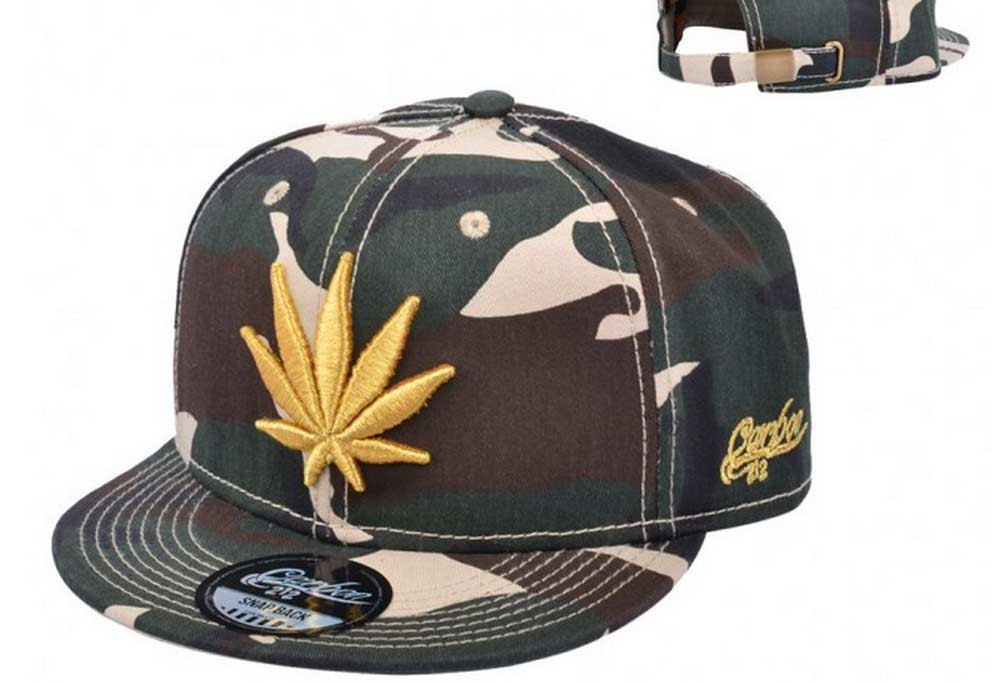 Casquette Camouflage Snapback