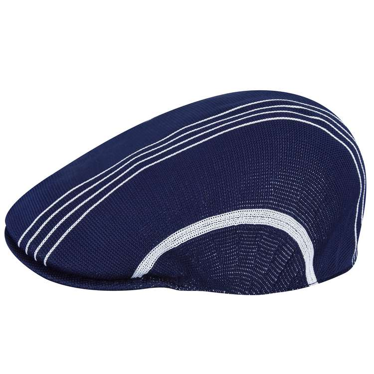 Kangol Multi Stripe 507 Cap blue