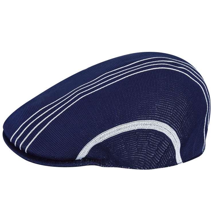 b0e78842b18bc Kangol Multi Stripe 507 Cap blue