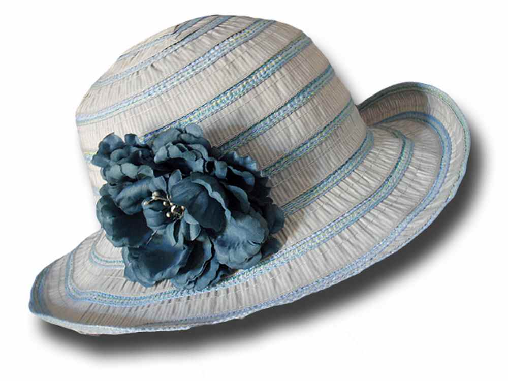 Albenga Woman summer pocket hat Ameglia Light