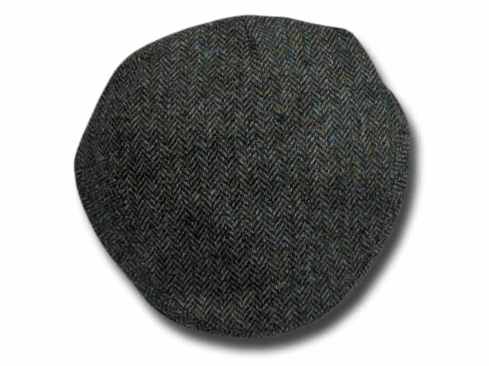 Lock & Co. Fairway FlatCap Dunkelgrün
