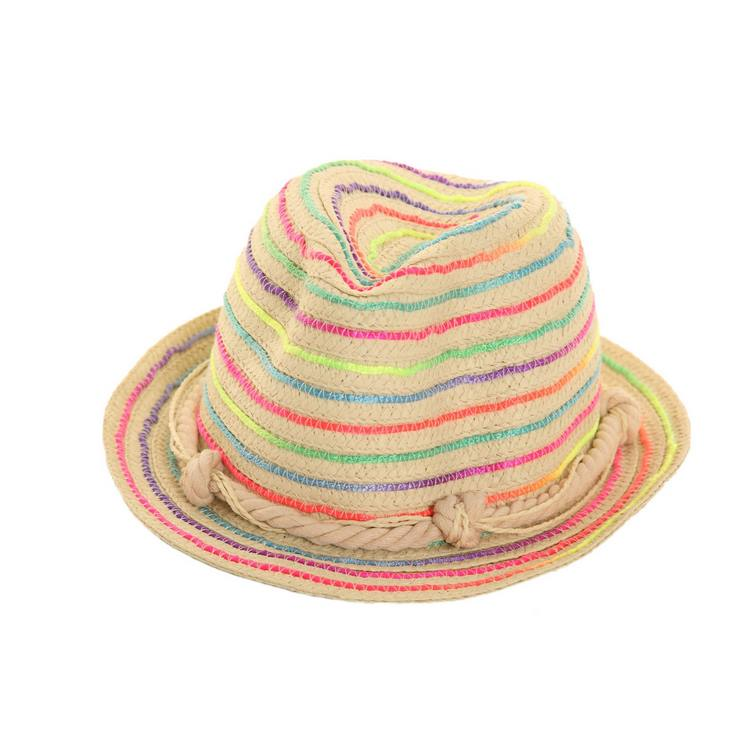 Chapeau Trilby playa en cellulose by Hawkins 0