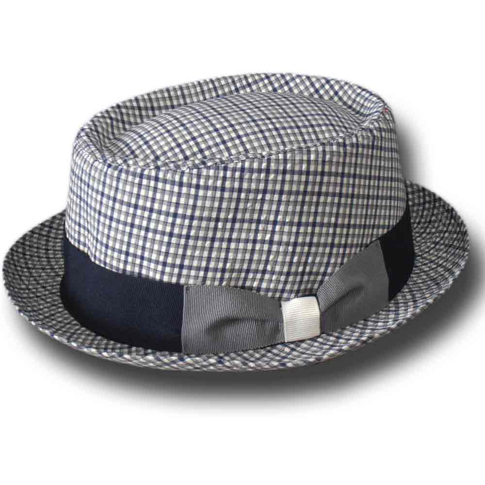 Cappello estivo Pork Pie Jazz Hat Primavera