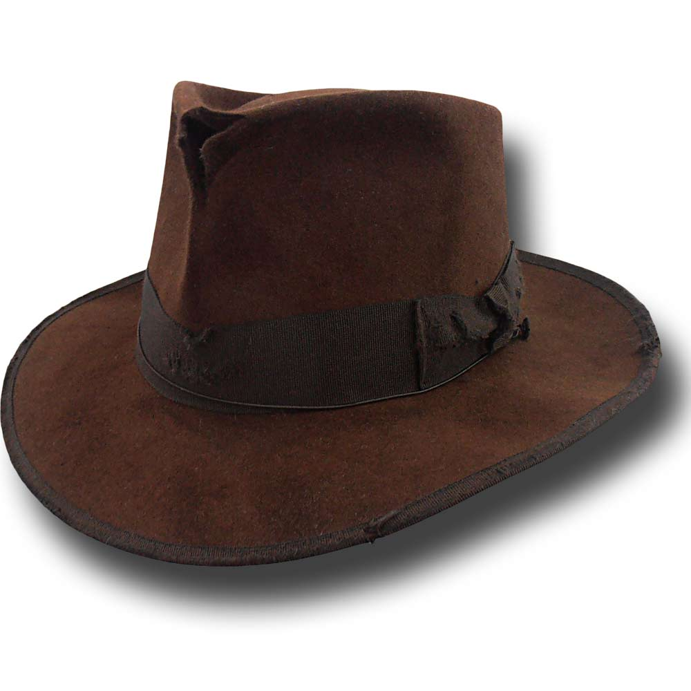 Cappello Fedora Johnny Depp Stone Marrone