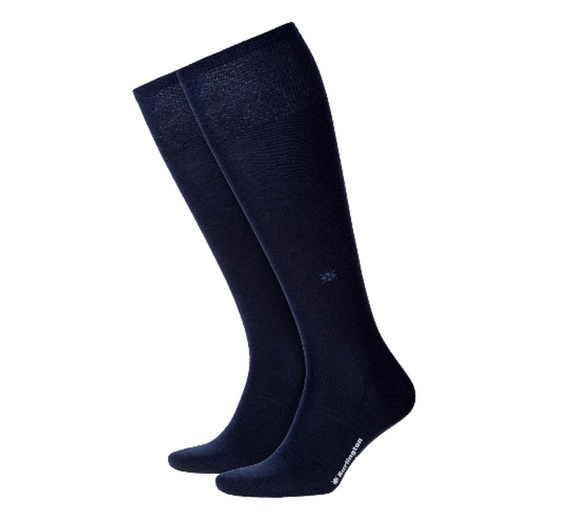 Wool cotton socks man Leeds Burlington 21707 6