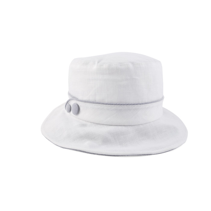 Hat summer linen woman Moneglia