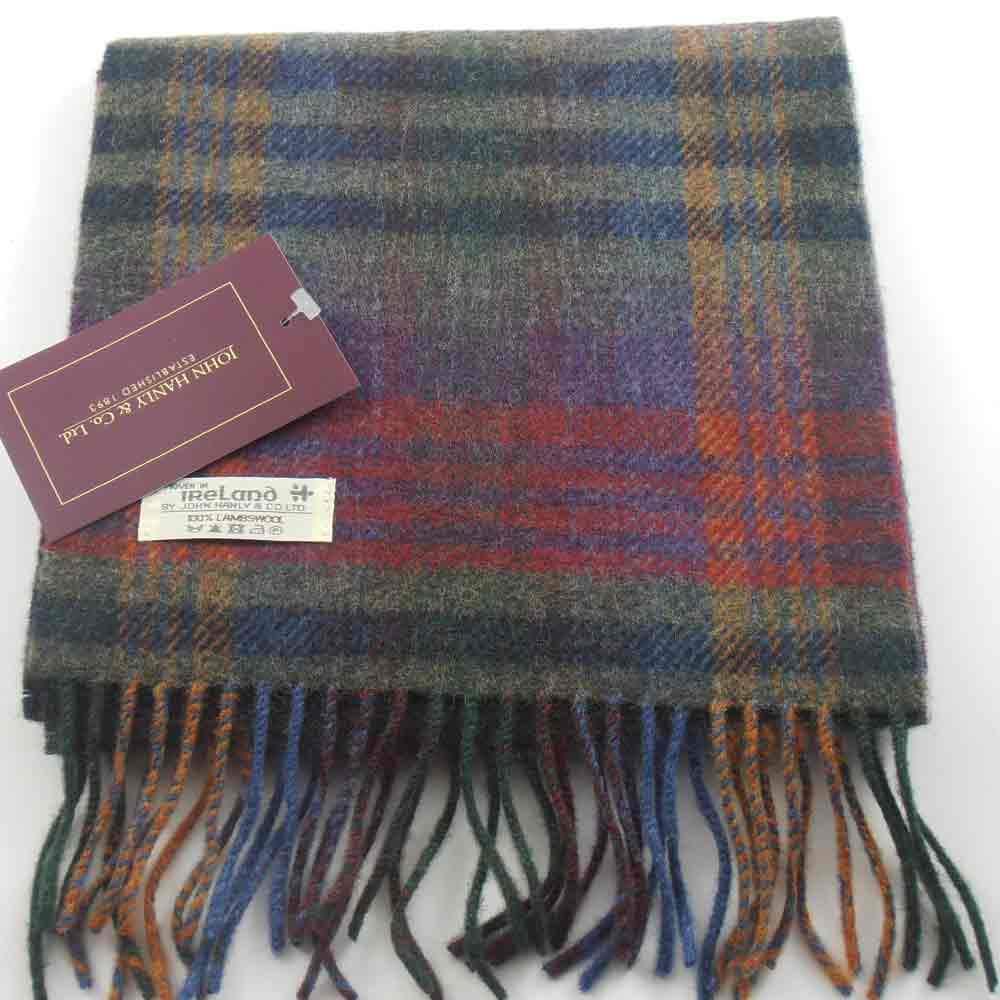 John Hanly Irish Lambswool Schal Scozia
