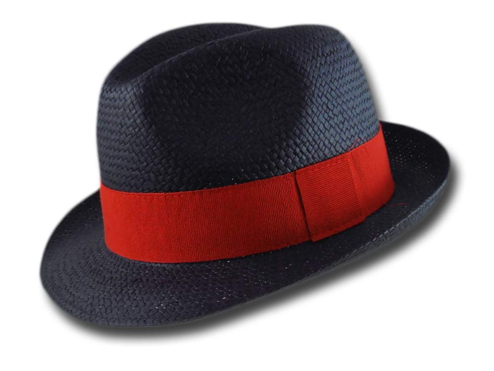 Melegari summer trilby Justsomemotion Tim hat